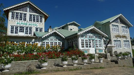 Nuwara Eliya, Sri Lanka: 漂亮的房子