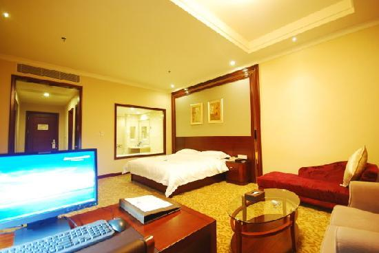 Yuda Hotel: 豪华单人房