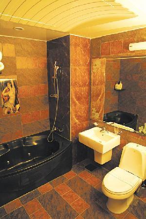 Seaworld Tourist Hotel: 浴室