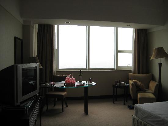 Yun Tai Hotel: 被我拍的有点暗