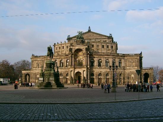 Dresden, Almanya: 王宫2