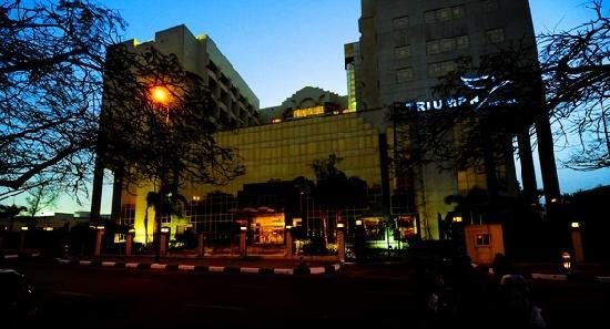 开罗 TRIUMPH HOTEL