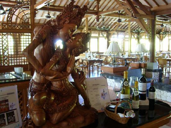 Club Med Bali: CLUBMED的餐厅之一