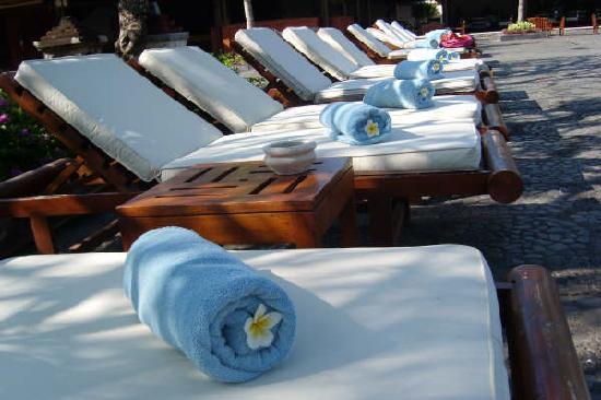 Club Med Bali: 泳池