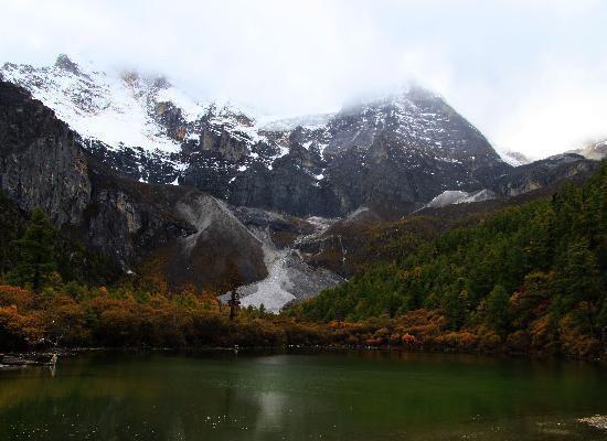 Daocheng Three Holy Mountain