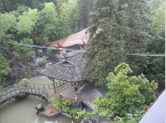 Julongdong Farmhouse: 凉亭