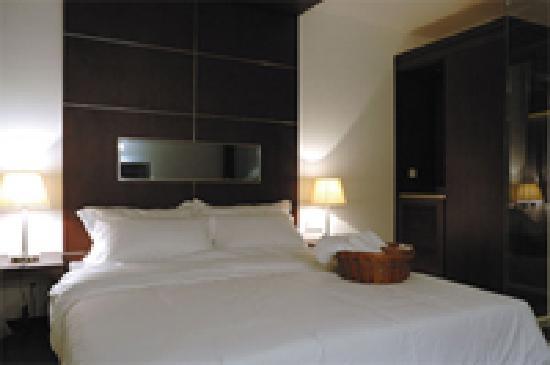 La Feaux Casual Hotel : 住的房间