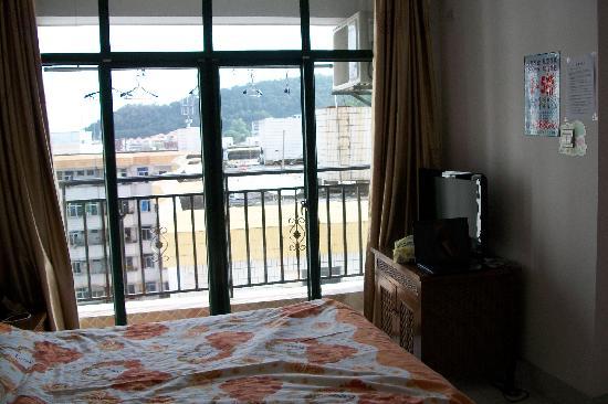 18 Degree Sunshine Seaview Appartment: 这就是我们的房间了~
