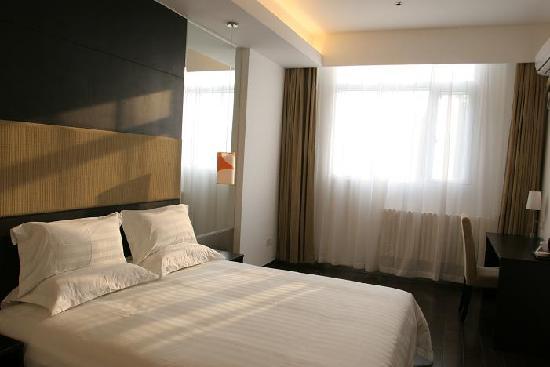 Orange Hotel Taiyuan Qinxian