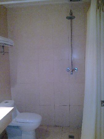 Datong Labor Union Hotel: 大大的卫生间