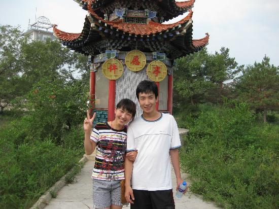 Kerqinhou Qi, China: 许愿亭