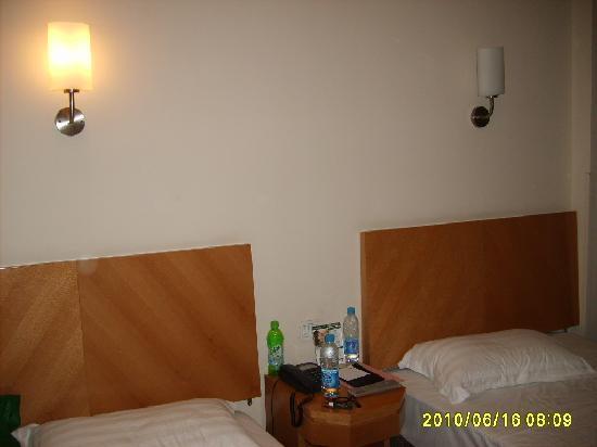 Motel 268 (Shanghai Yushan Road): 房间内