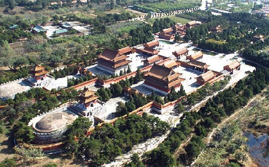 Eastern Royal Tombs of the Qing Dynasty