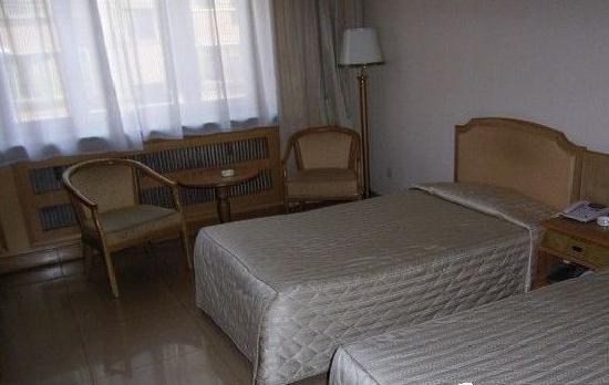 Qingta Hostel : 房间内