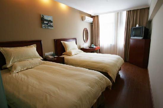 GreenTree Inn Shanghai Dabai Tree Business Hotel
