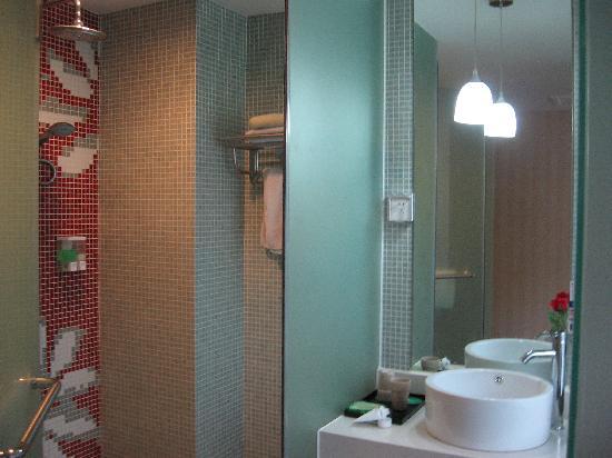 Shanshui Shishang Hotel (Chengdu Jiuyan Bridge): 洗浴