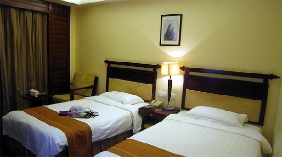 Pattaya Hotel : 房间