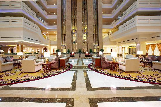 Sheraton Guilin Hotel: lobby
