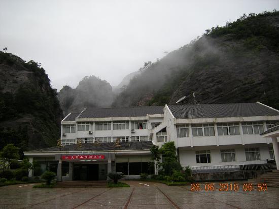 Lingyan Resort : 山庄建筑