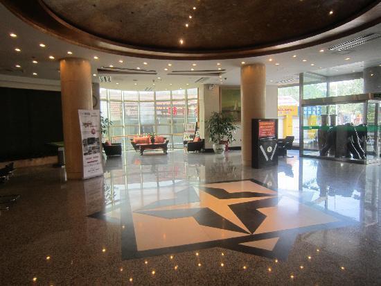 Tieke Jiayuan Hotel: 大堂
