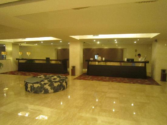 Lijing Hotel: 大堂