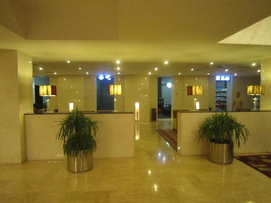 Lijing Hotel: 功能区