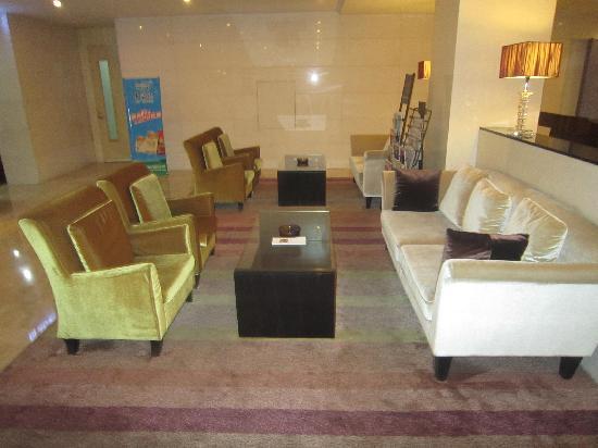 Lijing Hotel: 休闲区