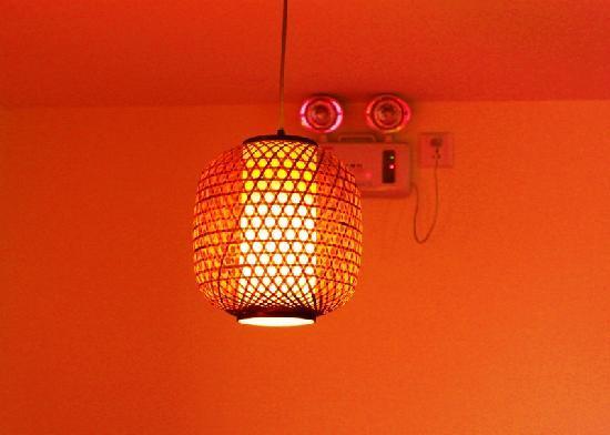 Keyuan Apartment: 漂亮的灯饰