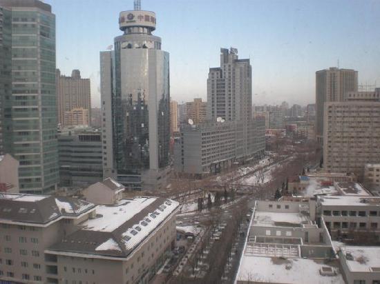Starway Hanzhou Hotel: 窗外的景色