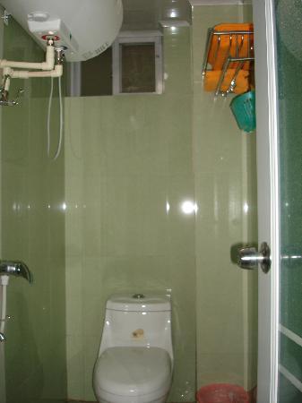 Sha'ouju Hostel: 浴室