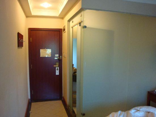 GreenTree Inn Beijing Guangmingqiao Express Hotel: DSC00654