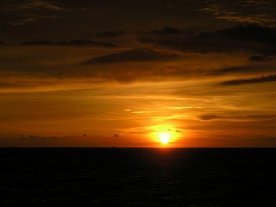 ปีนัง, มาเลเซีย: 夕阳
