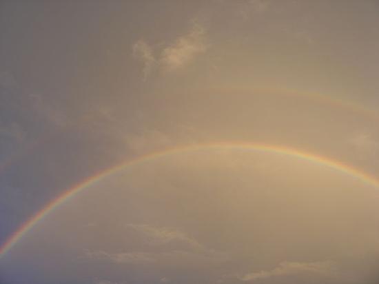 ปีนัง, มาเลเซีย: 两道彩虹