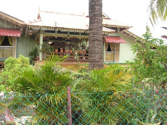 Villa Sentosa (Museum Kehidupan Melayu): 外观
