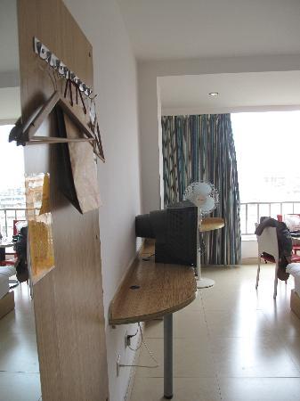 701 Inn (Kunming Shuijingjunyuan): 洗手间