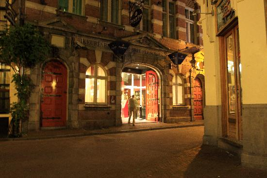 Best Western Dam Square Inn: 小巷深处的温馨