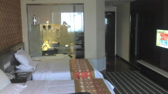 Baihuacun International Hotel: moto_20100410_132007772