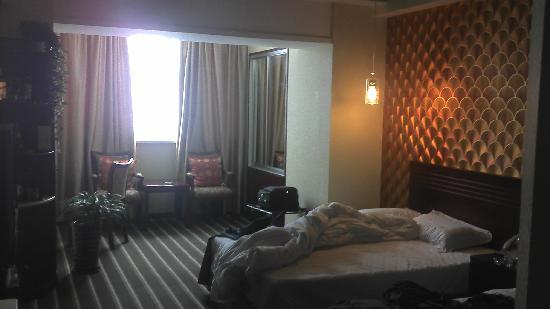 Baihuacun International Hotel: moto_20100410_112357991