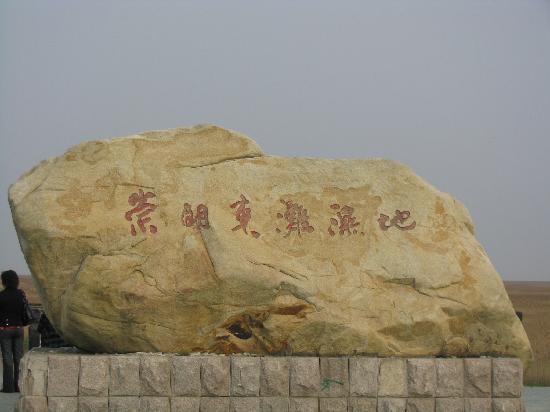 Chongming Dongtan Birds National Nature Reserve