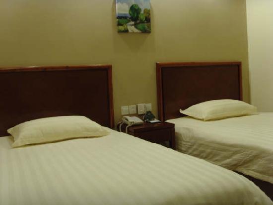 GreenTree Inn Tianjin Wuqing Development Zone Business Hotel