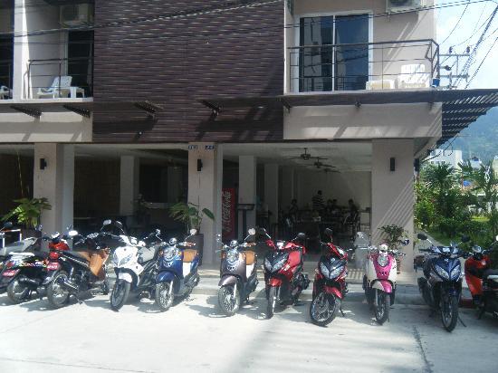 Baramee Hip Hotel Patong: DSCF0448