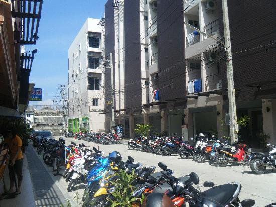 Baramee Hip Hotel Patong: DSCF0451