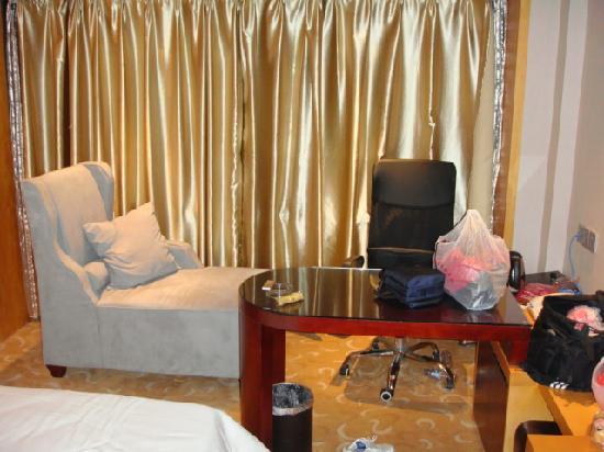 Hai Hong Hotel : 写字台
