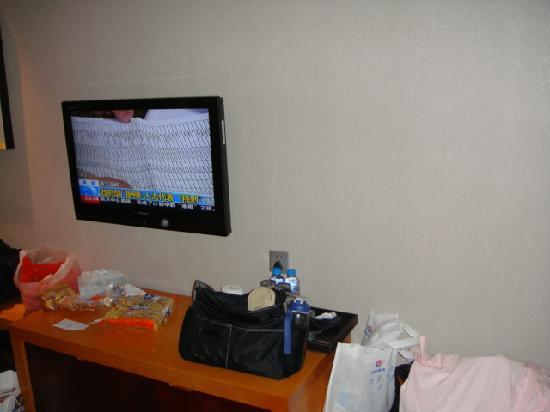 Hai Hong Hotel : 电视
