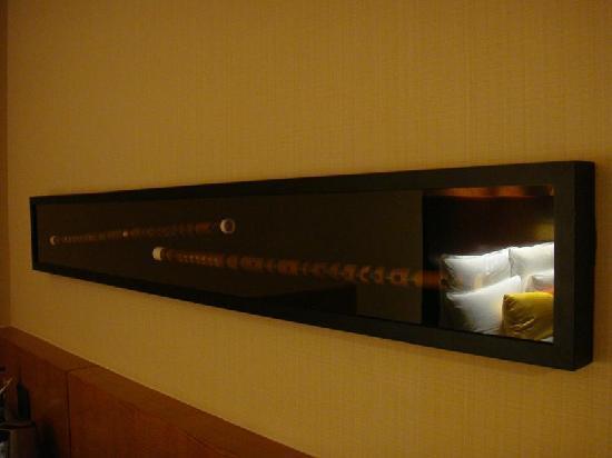 Suzhou Marriott Hotel : 客房装饰