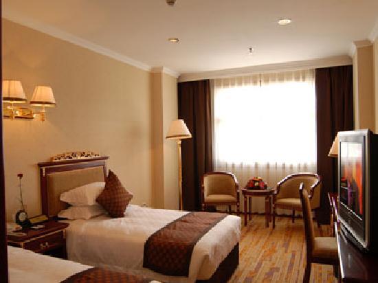 Mining Hotel: 室内