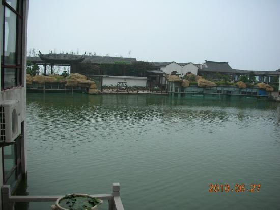 Dai Lake Mountain Villa: 湖景房的湖景!!