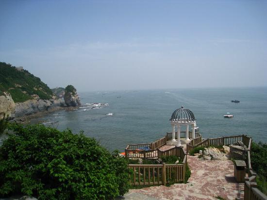 Dalian, China: 黄金海岸