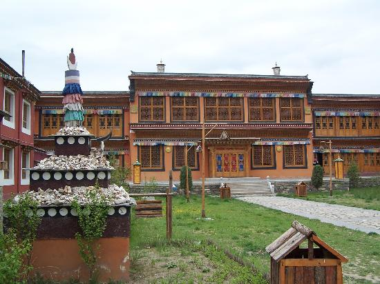 Labrang Redrock International Youth Hostel
