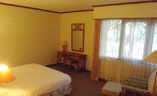 โรงแรมกู๊ดเวย์: 房间